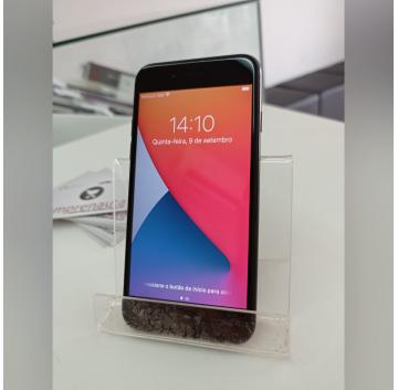Iphone 7 Jet Black - 128GB Seminovo