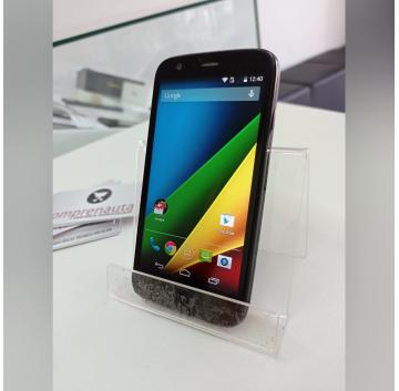 Motorola Moto G1 (1ª Ger.) Preto - 8GB Seminovo
