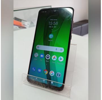 Motorola Moto G7 - 64GB e 4GB de RAM Seminovo